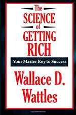 The Science of Getting Rich (A Thrifty Book) by Wallace D. Wattles Paperback .