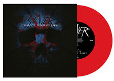 "SLAYER - When The Stillness Comes 7"" EP RED Vinyl Exclusive Version Limited 300"