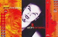 Tarkan  Hup Remix 4 2001 Turkey Hitt Muzik  cassette authentic