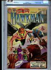Brave and the Bold #35 CGC 5.0 2nd Hawkman Hawkgirl