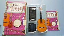 F-toys Miniature The World Stringed Instructment - SECRET Flamenco Guitar