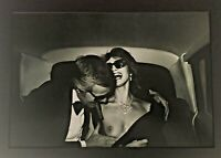 """Helmut Newton """" PARIS 1973 """". 12x16 inches 👠Matted Frame Ready USA 👠sexy art"""