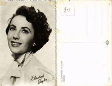 CPA ELIZABETH TAYLOR M.G.M.. Film Star Cinema (464798)