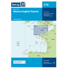 Imray C10 Western English Channel Passage Chart FEB 2019