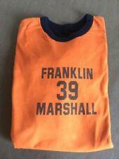 Franklin & Marshall original double face t-shirt uomo M-L/man t-shirt long sleev