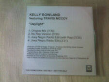 KELLY ROWLAND - DAYLIGHT - 4 MIX PROMO CD SINGLE