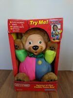 Vintage Baby's 'N Things Squeeze & Play Cuddle Tunes Bear