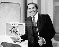 "DA-730 8X10 PHOTO BOB CLAYTON HOST OF THE NBC TV GAME SHOW /""CONCENTRATION/"""