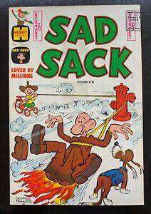 Sad Sack Comics 21. Beautiful High Grade. Harvey File Copy. 1960.