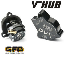 GFB DVX DIVERTER VALVE WITH ADJUSTABLE BLOW OFF SOUND - MK7 GOLF R -