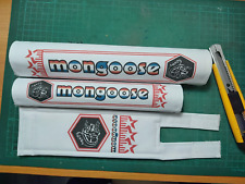 Mongoose Padset 3 Piece (White)