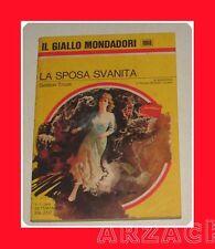 GIALLO MONDADORI 1066 La sposa svanita TRUSS 1969
