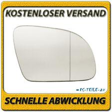 Spiegelglas für VW NEW BEETLE 1998-2003 rechts Beifahrerseite asphärisch