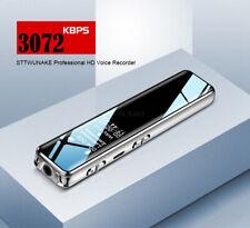 Mini Digital Voice Recorder 16Gb Audio Pen Dictaphone Sound Activated Recording