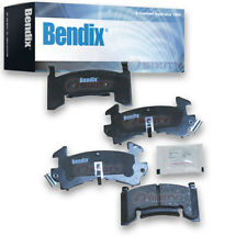 Bendix CFC154 Premium Copper Free Ceramic Brake Pads - Pair Left Right Pad lh
