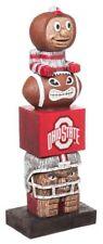 Ohio State Buckeyes Tiki Tiki Totem Statue NCAA College Football Mascot