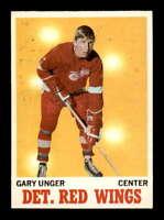 1970 O-Pee-Chee #26 Garry Unger  EXMT/EXMT+ X1506352