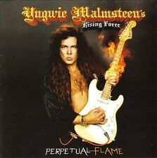 Perpetual Flame by Yngwie Malmsteen (CD, 2008, Rising Force Records)