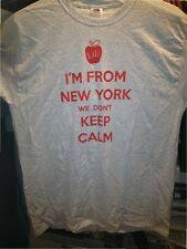 I'm from New York and I DON'T KEEP CALM