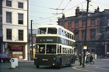 Derby Trolleybus DRC224 Bus Photo