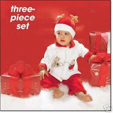 Reindeer Christmas Pajamas - Boys - Girls 3-6 months