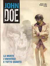 Eura Editoriale - John Doe - Anno I N° 1 - Giugno 2003 - USATO Buono