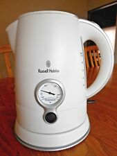 Russell Hobbs 1.7L Electric Kettle Toastmaster RHEKRET White