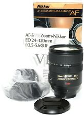 Nikon Zoom-Nikkor AF-S NIKKOR 24-120 mm 1:3,5–5,6 G ED VR