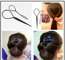 Strumenti per intrecciare i capelli,4 pcs strumenti lo styling dei capelli 0435