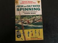 fresh and salt water spinning dell book D148