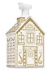 Bath & Body Works GINGERBREAD HOUSE Soap Dispenser NEW