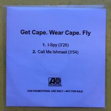 Get Cape Wear Cape Fly - I-Spy / Call Me Ishmael - Poly - Promo CD  (CBX342)