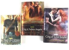 Mortal Instruments Cassandra Clare City of Glass Fallen Angels Lost Souls