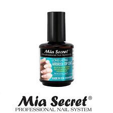 Mia Secret Long Lasting Airbrush Top Coat NO UV LED LAMP NEEDED New