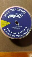 Airflo Micro Poly Backing for Fly Reels and Fly Lines 100 yds 30lb