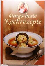 Omas beste Kochrezepte + Kochbuch + Gebundene Ausgabe + Traditionelle Küche +