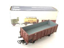 Vintage Piko HO European Gondola freight car Modellbahn With Box