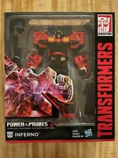 New listing Transformers Power of the Primes Inferno