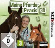 Nintendo 3DS Meine Pferde Praxis 3D Deutsch OVP Top Zustand