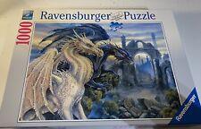 Original Ravensburger Puzzle 1000 Teile, Drachen, Wie Neu