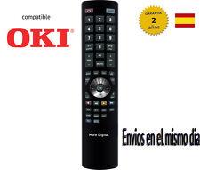 Mando a distancia de reemplazo para TELEVISOR  OKI NR TV B15A-PH
