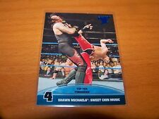 WWE WWF SHAWN MICHAELS 2013 TOPPS BEST OF WWE TOP TEN FINISHERS #4