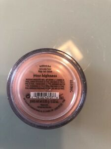 bareMinerals blush in your highness - 0.85g blusher brand new!