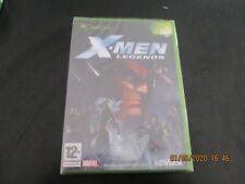 X-Men Legends complet PAL FR Xbox X Men Xmen neuf blister