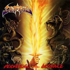 DETRITUS - Perpetual Defiance (NEW*LIM.CD ED.*UK THRASH METAL '90*METALLICA)