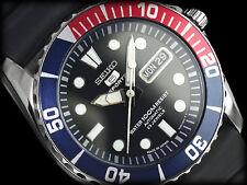 SEIKO Diver SNZF15J2 Orologio Uomo Submariner Automatico Sport Series Japan MADE