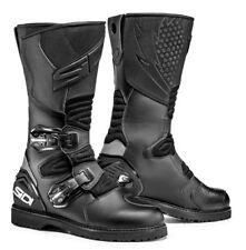 SIDI Stiefel Deep Rain - schwarz Tour Motocross Enduro MX Offroad Cross Größe 43