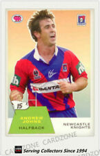 Select Andrew Johns NRL & Rugby League Trading Cards