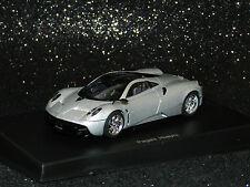 Autoart 1/43 Pagani Huayra Silver MiB