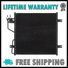 3058 New A/C Condenser For Jeep Liberty 02-05 2.4 L4 3.7 V6 Lifetime Warranty